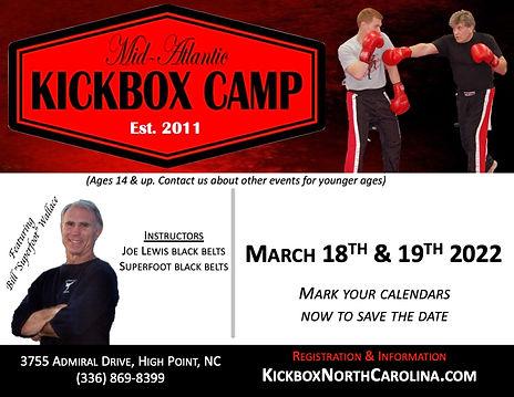 Kickboxing High Point, North Carolina
