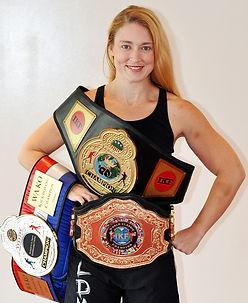 Mariea Snyder Kickbox High Point NC
