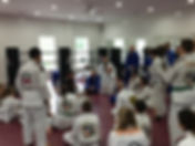 BJJ class in High Point, NC