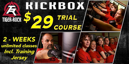 Kickboxing Near Me Trial Program