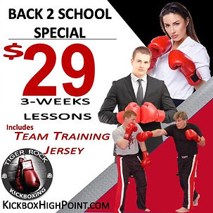 Kickboxing Special