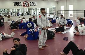 Robson Moura Brazilian Jiu-Jitsu (BJJ) Martial Arts Seminar in Greensboro, Kernersville, Archdale, HIgh Point NC