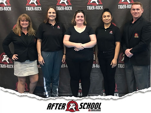 After-School High Point Staff