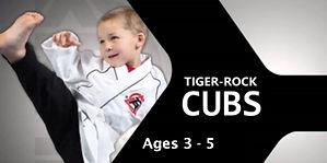 Tiger Rock Martial Arts Pre-School