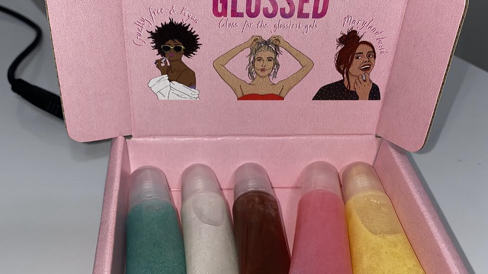 Gloss Sample Box
