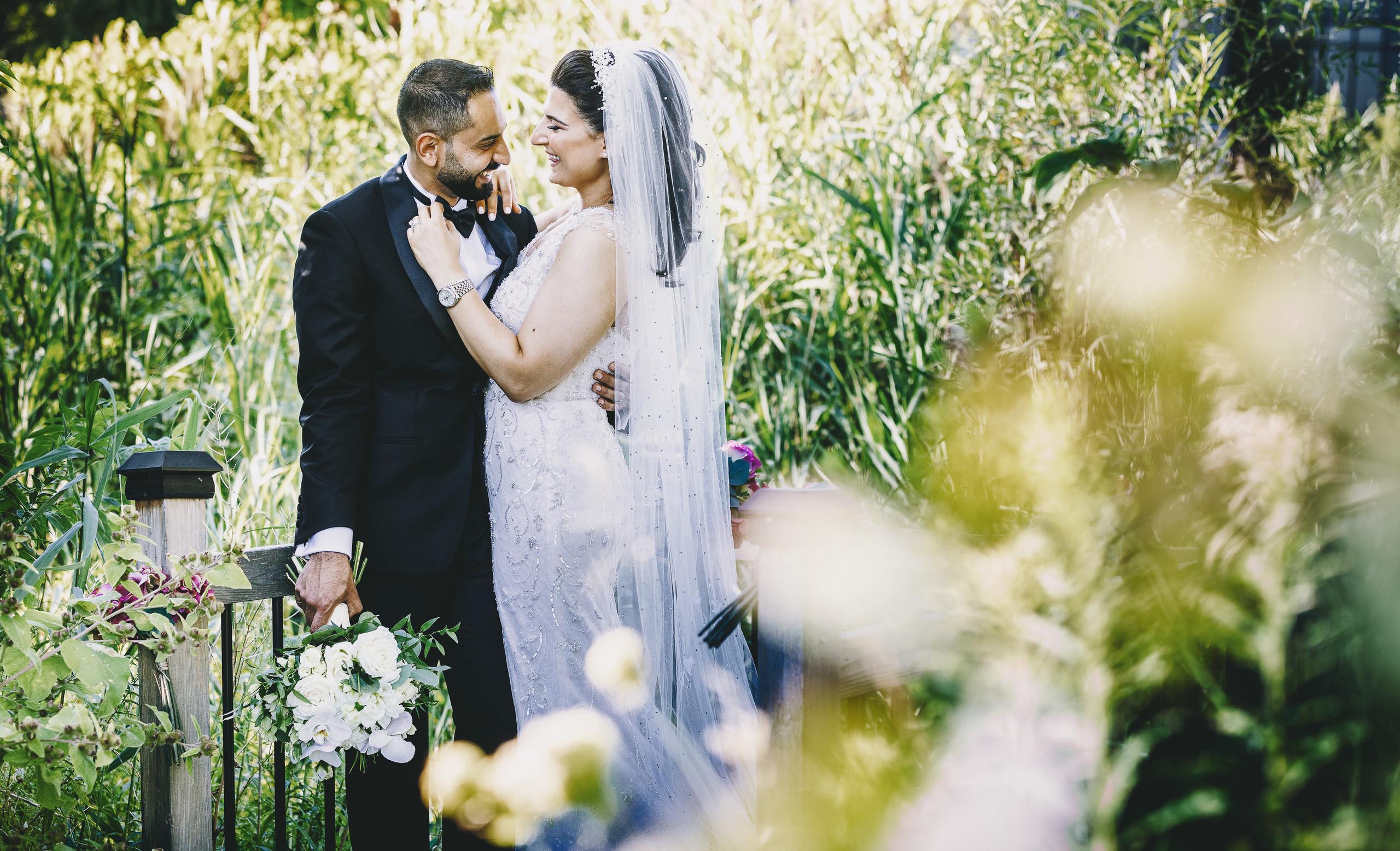 Lavish wedding at The Arlington Estate