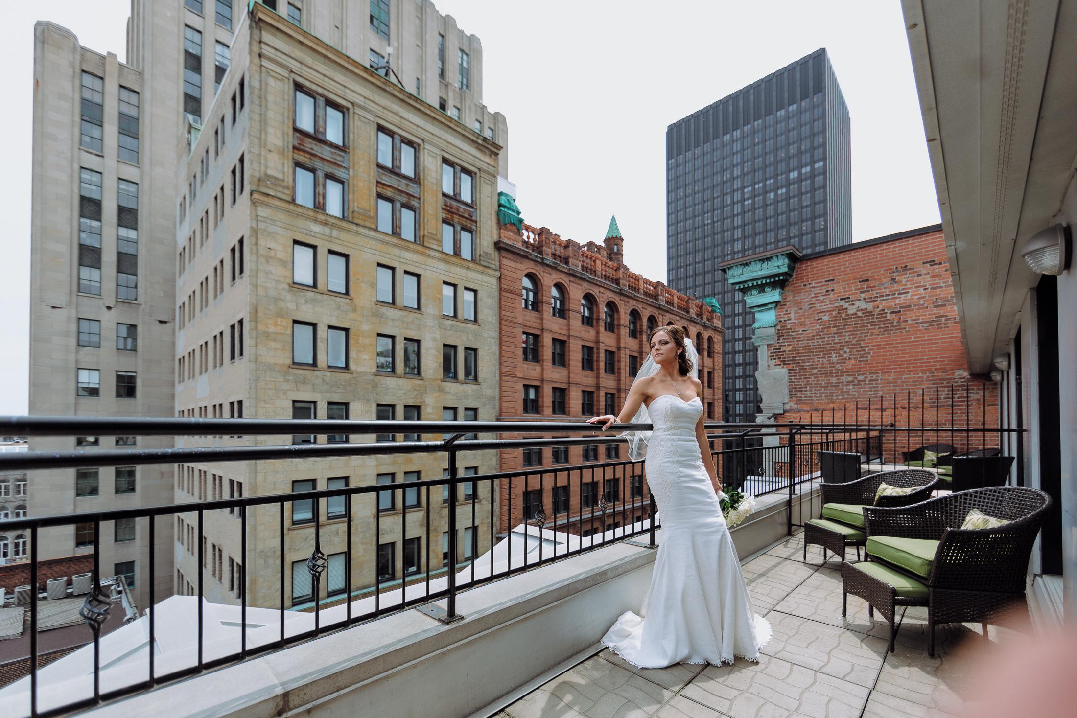 Le-Place D'Armes Wedding Montreal
