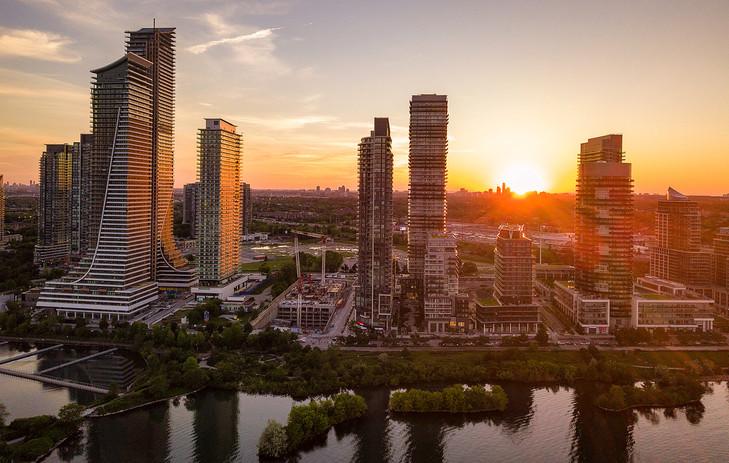 Toronto Drone Photography