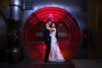 One King West Wedding Photographer