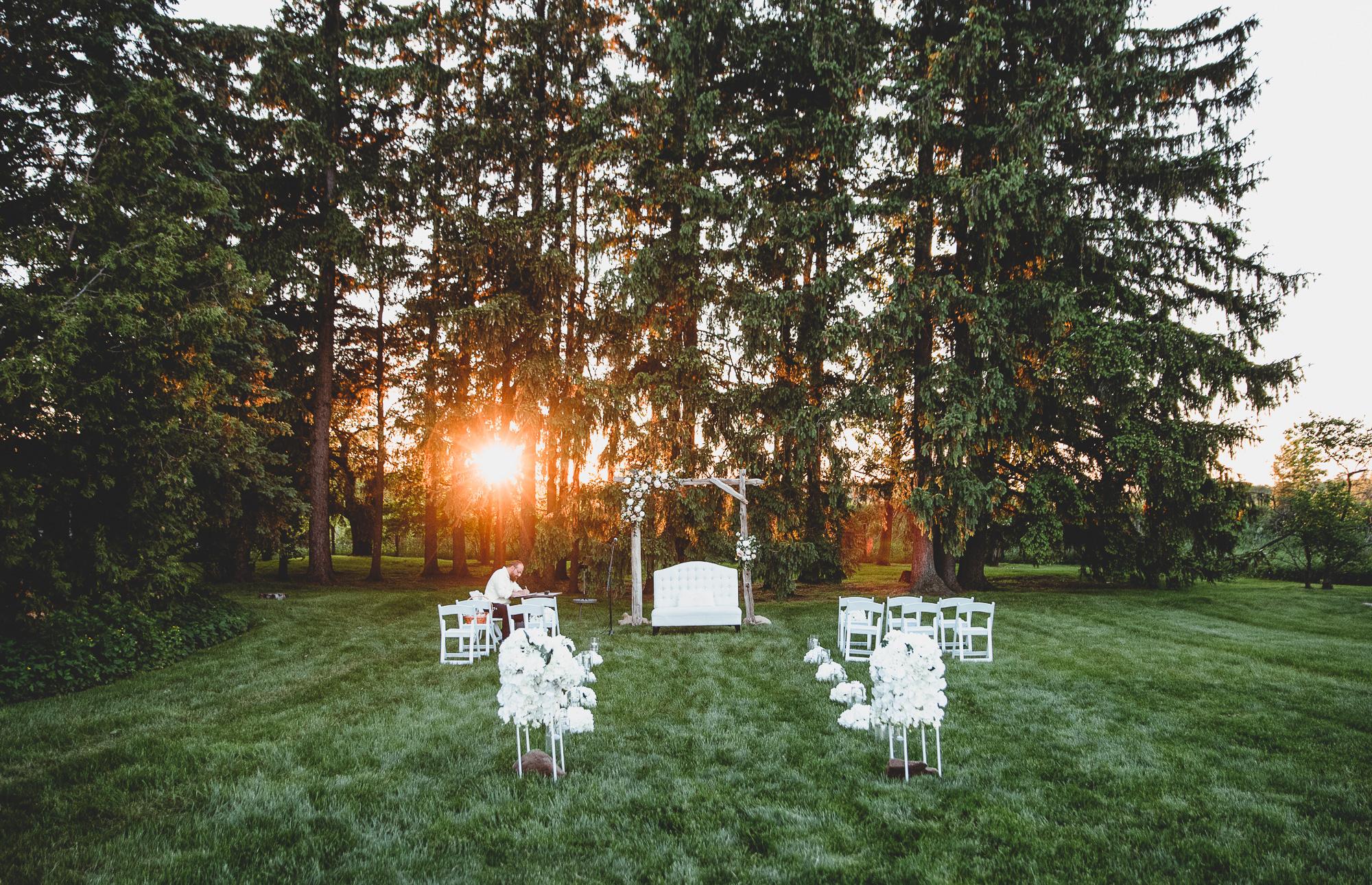 Cambium Farms Micro Wedding