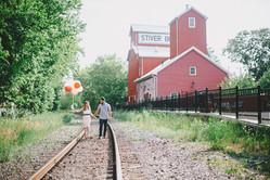 Unionville Engagement Photography