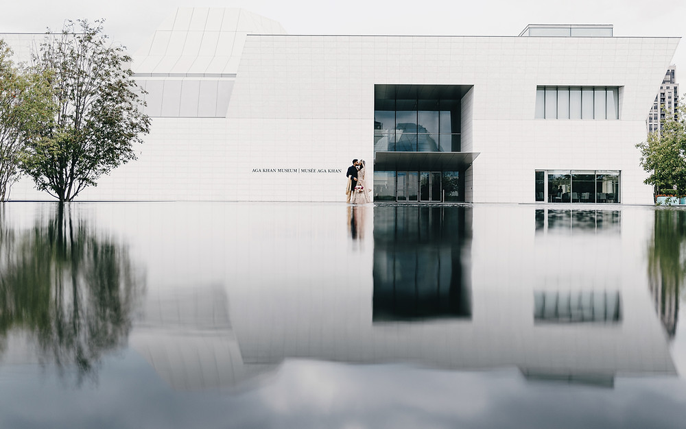 The Aga Khan Museum photography permit