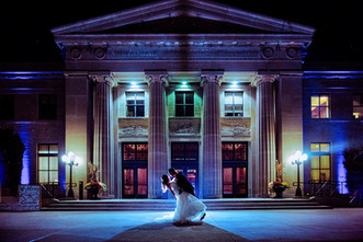 Liuna Station Wedding