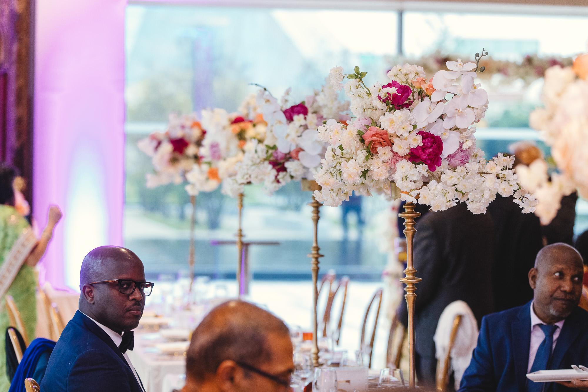 Aga Khan Museum Wedding Photo