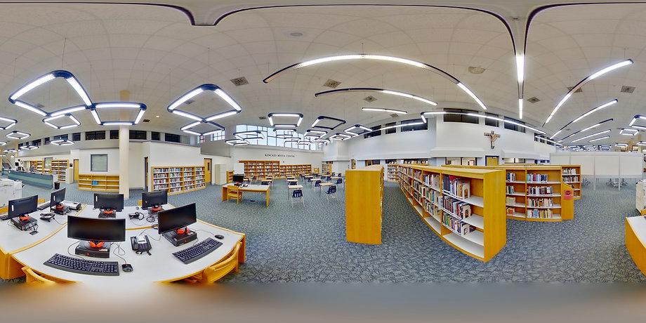 Bishop-Miege-Catholic-High-School-Librar