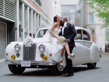Le Place D'Armes Hotel Wedding | Old Montreal