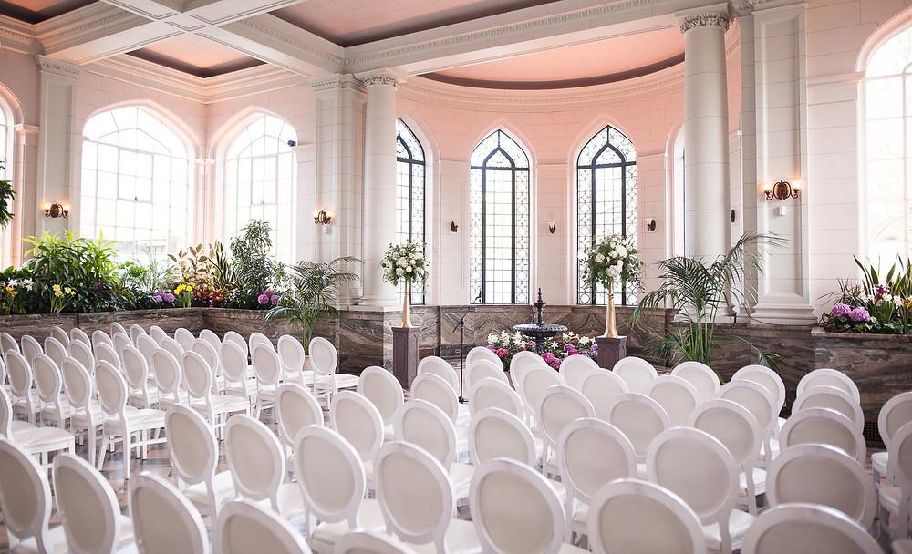casa loma wedding venue cost