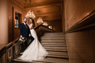 One King West Wedding