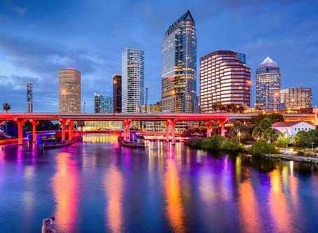 Hello Tampa!