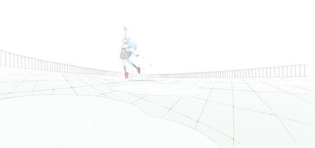 『透明な耳。』装画 著:村本大志さん 装丁:名和田耕平デザイン事務所 双葉社