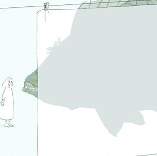 WOWOW連続ドラマW 東野圭吾「さまよう刃」のED曲【薄明】MV原画  歌: 佐藤玖美さん 作詞作曲: 髙位妃楊子さん アニメーション: Kamataさん