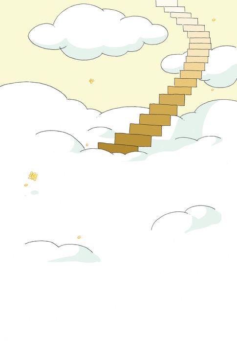 『死後の世界を見た!? 3分でのぞく不思議・謎・怪奇』装画 文:藤田晋一さん 金の星社
