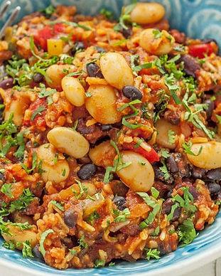 Vegan-Jambalaya-Healthy-Vegan-Dinner-Rec
