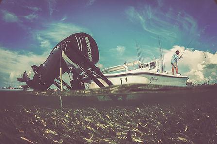 Yellowfin 24' Charter Boat