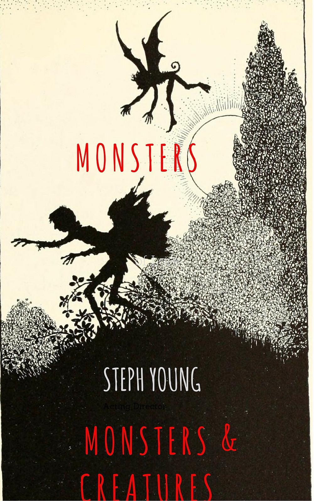 Monstrous Creatures, Monstrous Monsters
