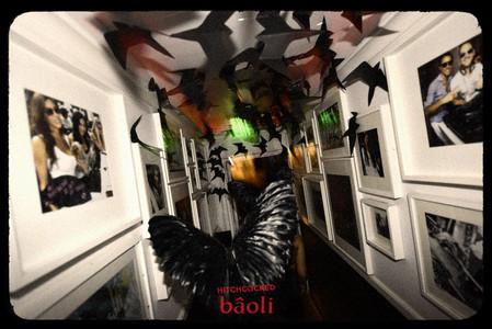 Raven Hallway - Hitchcocked