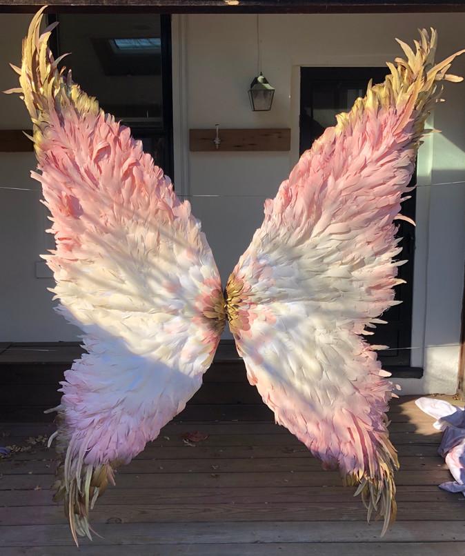 Angel Wings - Midnight in Heaven