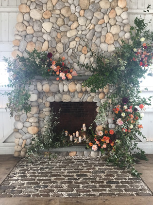 Freelance Installation for CHICORY FLORALS