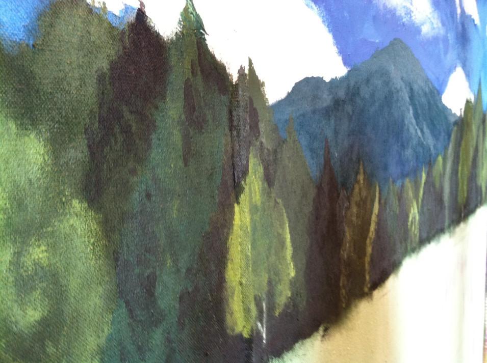 Landscape Window - Anthropologie