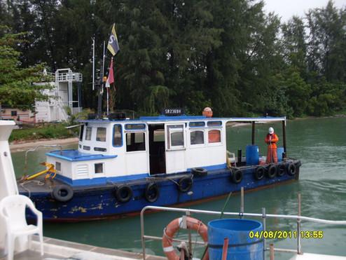 YJP Survey Boat