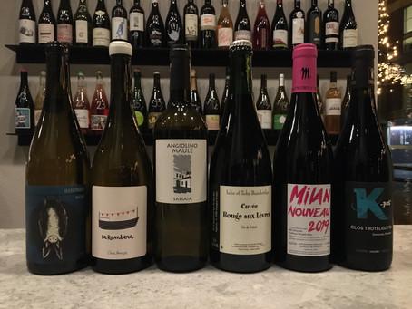Een nieuw jaar, nieuwe wijnen om te ontdekken!