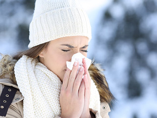 How to not get sick during Christmas