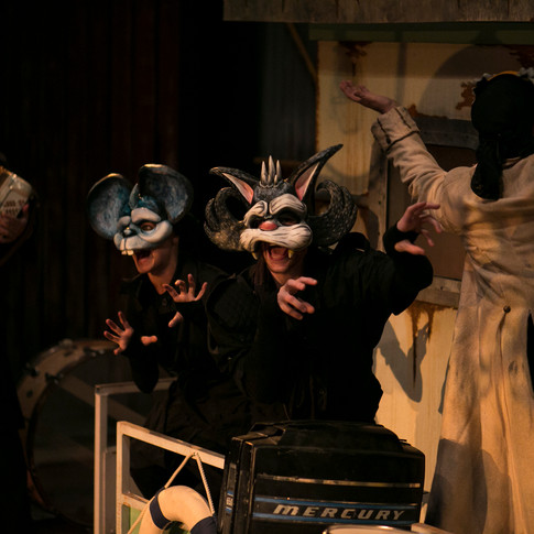 Mr. Burns, a Post-Electric Play, FreeFall Theatre