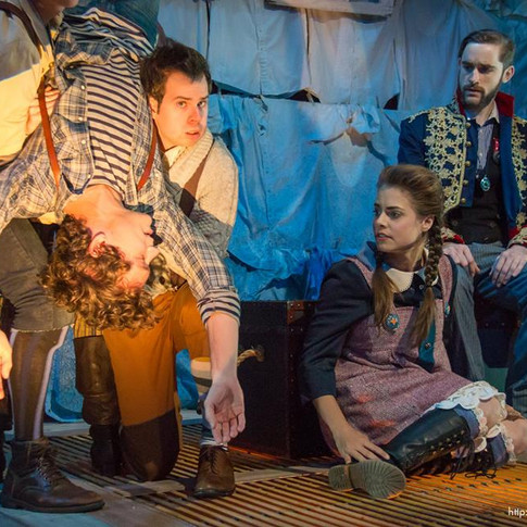 Peter and the Starcatcher, FreeFall Theatre Company