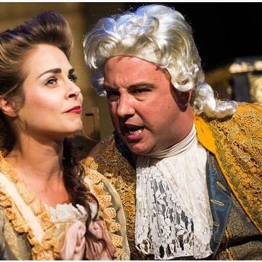 Amadeus, Theatrezone