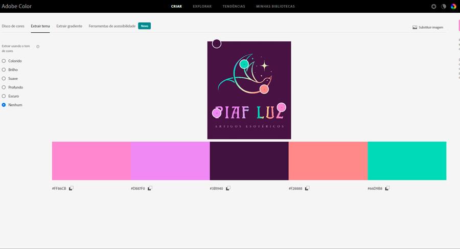 Como criar uma paleta de cores para o seu negócio