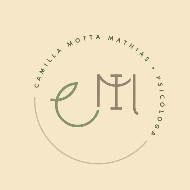 Psicóloga Camilla Motta Mathias
