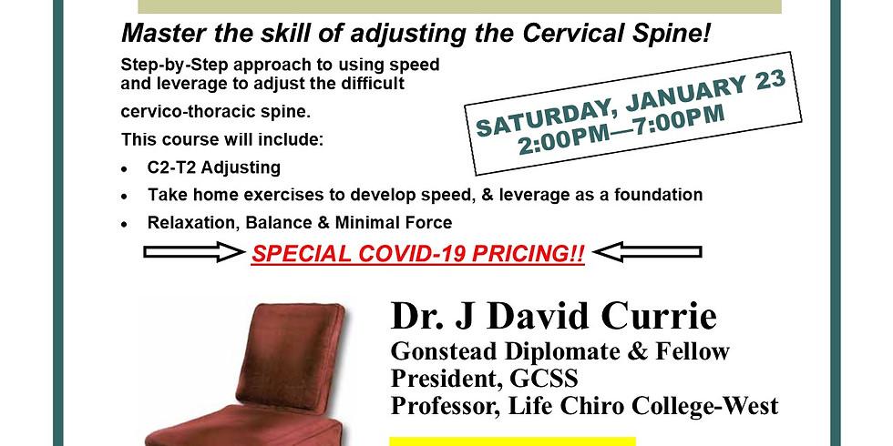 Cervical Chair - Part 1