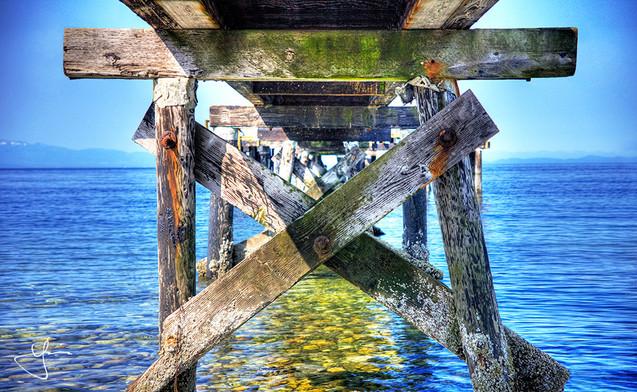 Rustic Pier
