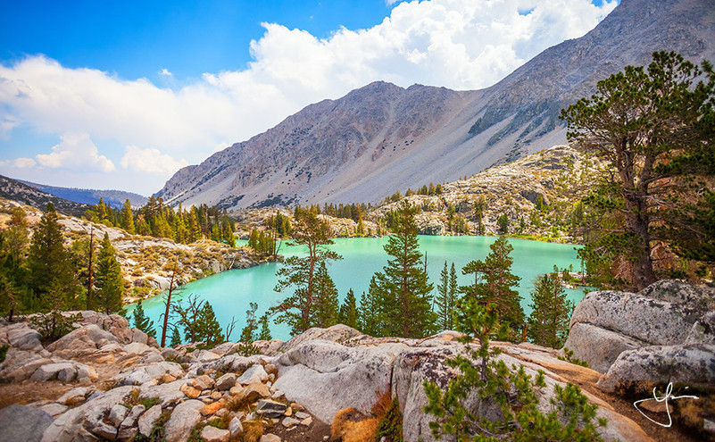 Turquoise Sierra