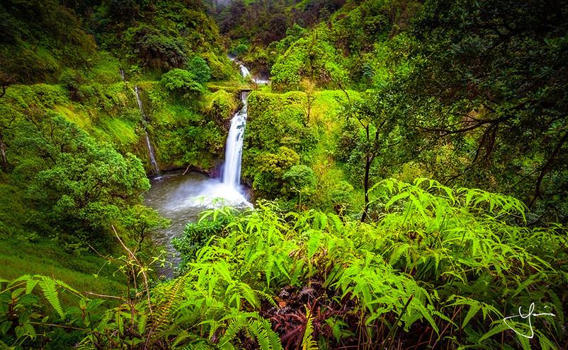 Falls of Green