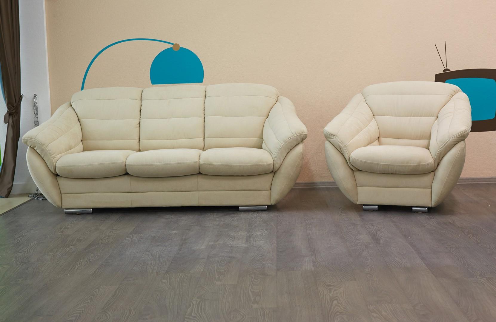 Лучано диван и кресло