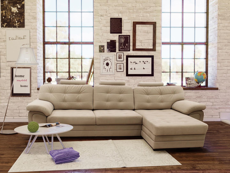 Джованни диван с оттоманкой