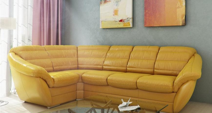Лучано диван, Бландо, BLANDO