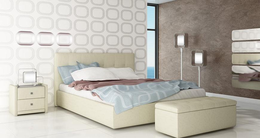 Фабрика Бландо, фабрика мебели, Кровать, Белуччи кровать, интерьерная кровать, купить кровать, купить кровать в Краснодаре, заказать кровать, кровати от производителя