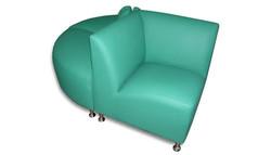 Ринго диван для офиса 2